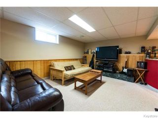 Photo 18: 327 Shelley Street in Winnipeg: Westwood / Crestview Residential for sale (West Winnipeg)  : MLS®# 1609107