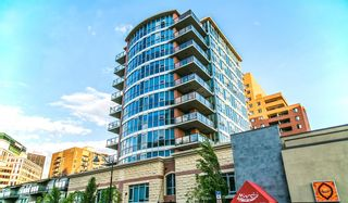 Main Photo: 402 735 2 Avenue SW in Calgary: Eau Claire Apartment for sale : MLS®# A1148458