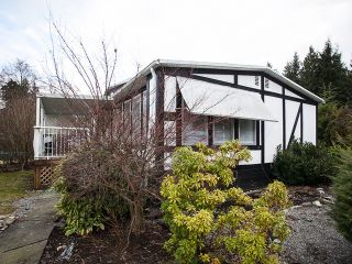"Photo 1: 46 2270 196 Street in Langley: Brookswood Langley Manufactured Home for sale in ""Pineridge"" : MLS®# F1228109"