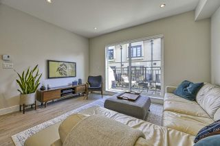 """Photo 3: 4356 KNIGHT Street in Vancouver: Knight Townhouse for sale in """"Brownstones"""" (Vancouver East)  : MLS®# R2540517"""