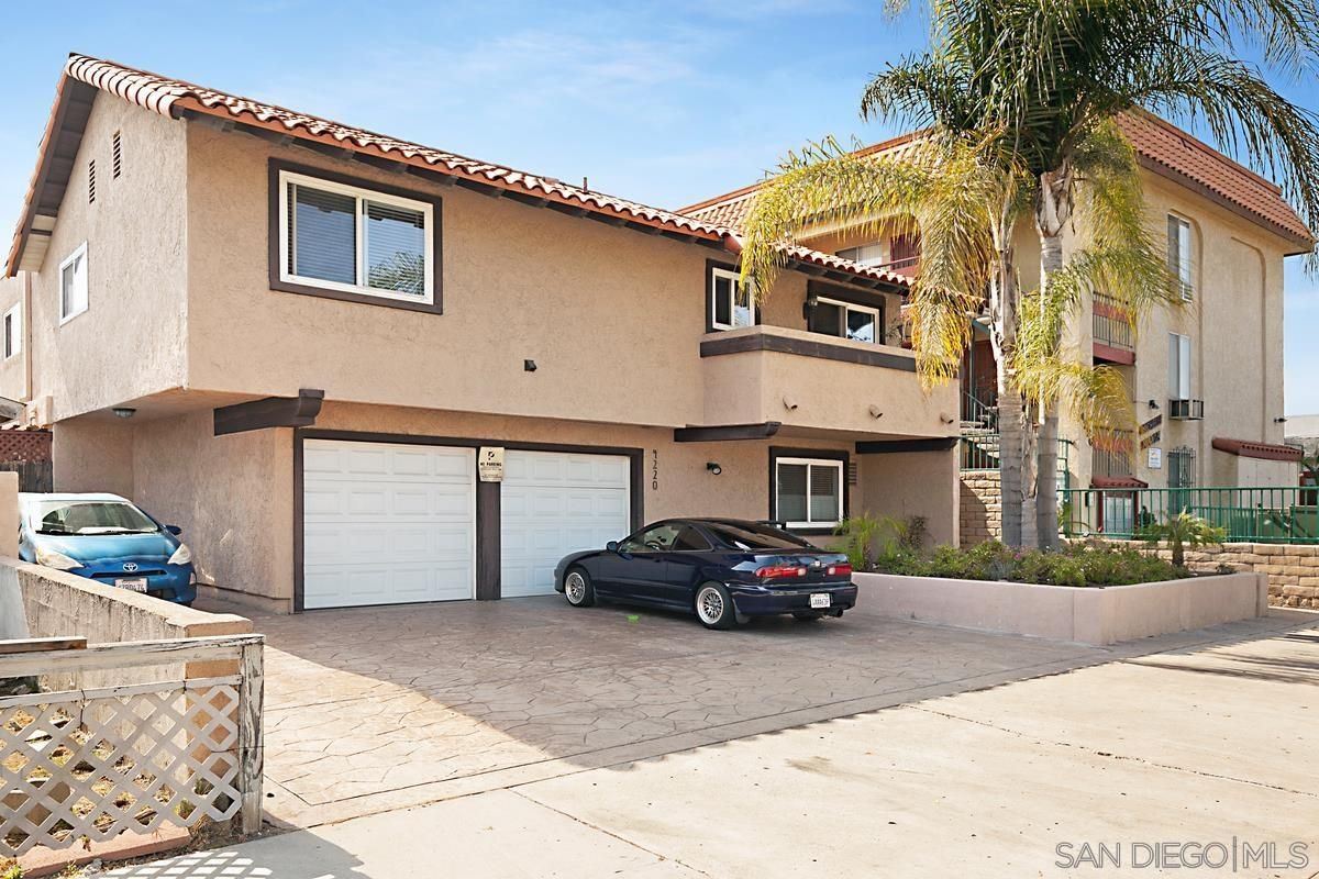Main Photo: CITY HEIGHTS Condo for sale : 1 bedrooms : 4220 41St St #6 in San Diego