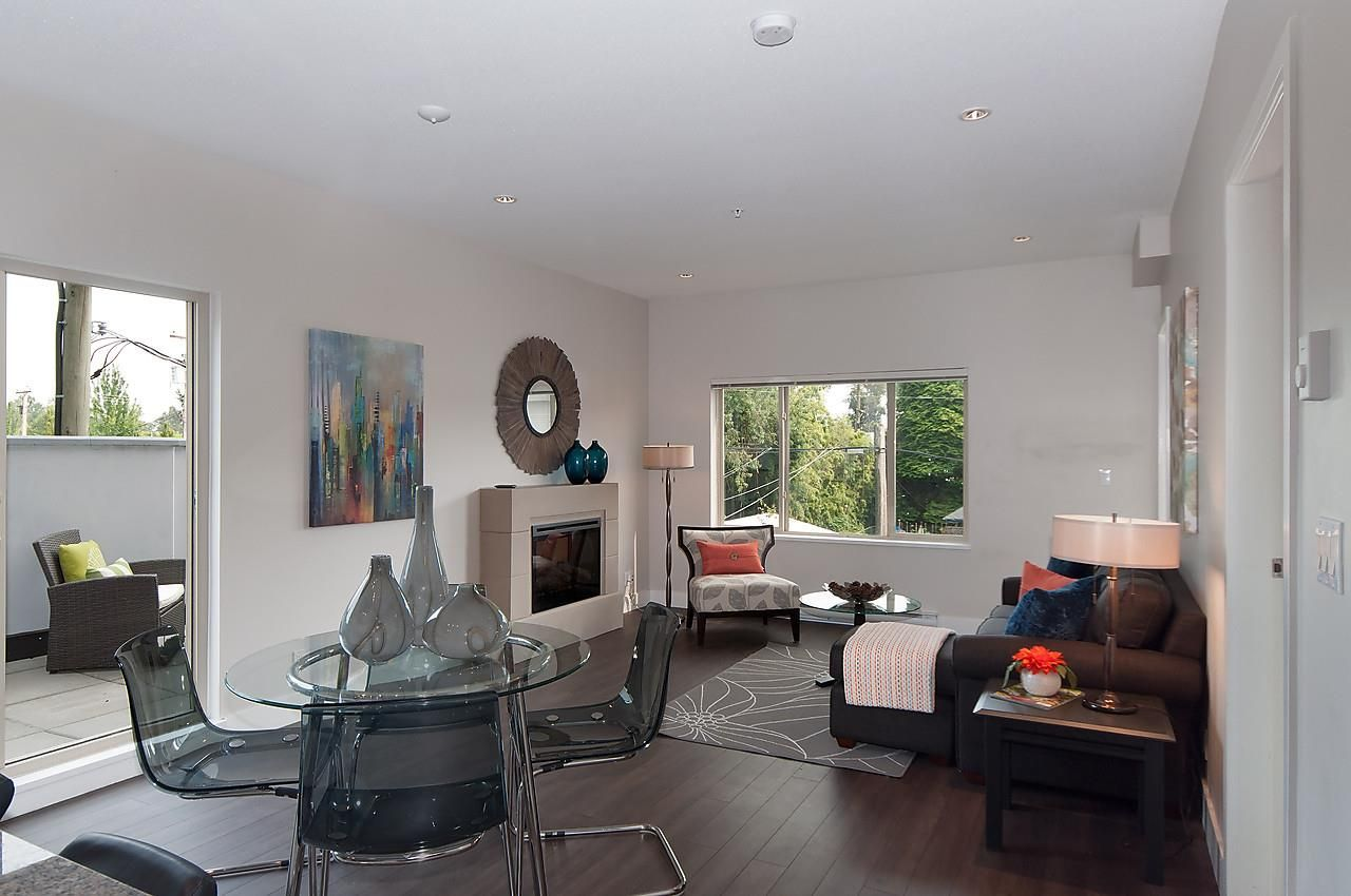 """Photo 9: Photos: 205 1273 MARINE Drive in North Vancouver: Norgate Condo for sale in """"THE IVY"""" : MLS®# R2116116"""