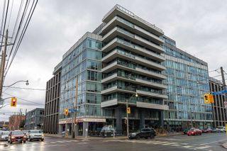 Photo 1: 626 1190 E Dundas Street in Toronto: South Riverdale Condo for sale (Toronto E01)  : MLS®# E5090540