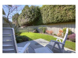 """Photo 9: 15 7171 STEVESTON Highway in Richmond: Broadmoor Townhouse for sale in """"CASSIS"""" : MLS®# V885405"""