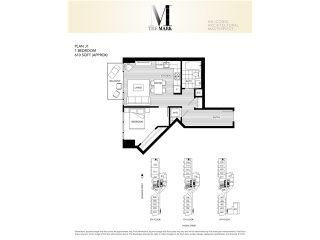 Photo 2: 509 1372 Seymour Street in Vancouver: Downtown VW Condo for sale (Vancouver West)