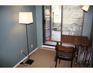 """Photo 10: 815 SAWCUT BB in Vancouver: False Creek Townhouse for sale in """"HEATHER POINT"""" (Vancouver West)  : MLS®# V759848"""