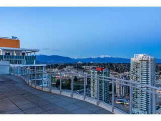 """Photo 28: 2703 13303 CENTRAL Avenue in Surrey: Whalley Condo for sale in """"The Wave at Central City"""" (North Surrey)  : MLS®# R2557786"""