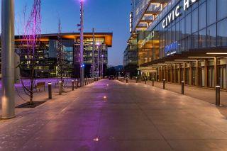 "Photo 1: 4309 13495 CENTRAL Avenue in Surrey: Whalley Condo for sale in ""3 Civic Plaza"" (North Surrey)  : MLS®# R2342744"