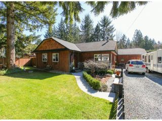 Main Photo: 20102 42ND Avenue in Langley: Brookswood Langley House for sale : MLS®# F1306965