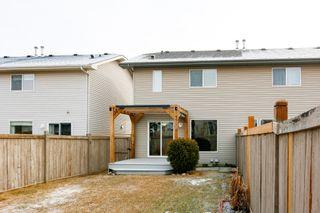 Photo 38: 13948 137 St in Edmonton: House Half Duplex for sale : MLS®# E4235358