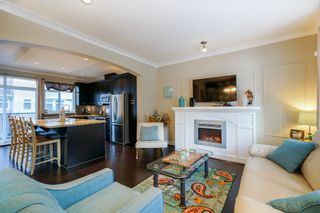 """Photo 5: 35 2925 KING GEORGE Boulevard in Surrey: King George Corridor Townhouse for sale in """"KEYSTONE"""" (South Surrey White Rock)  : MLS®# R2320601"""