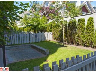 """Photo 13: 21 19219 67 Avenue in Surrey: Clayton Townhouse for sale in """"Balmoral"""" (Cloverdale)  : MLS®# F1318310"""