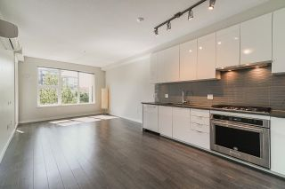 Photo 2: 206 9388 TOMICKI Avenue in Vancouver: West Cambie Condo for sale (Richmond)  : MLS®# R2612708