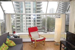 Photo 6: 808 1330 BURRARD STREET in Vancouver: Downtown VW Condo for sale (Vancouver West)  : MLS®# R2258563