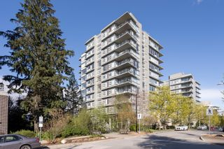 """Photo 1: 106 9188 UNIVERSITY Crescent in Burnaby: Simon Fraser Univer. Condo  in """"ALTAIRE"""" (Burnaby North)  : MLS®# R2392777"""