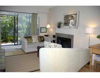 """Photo 3: 103 997 W 22ND AV in Vancouver: Cambie Condo for sale in """"THE CRESCENT"""" (Vancouver West)  : MLS®# V606576"""