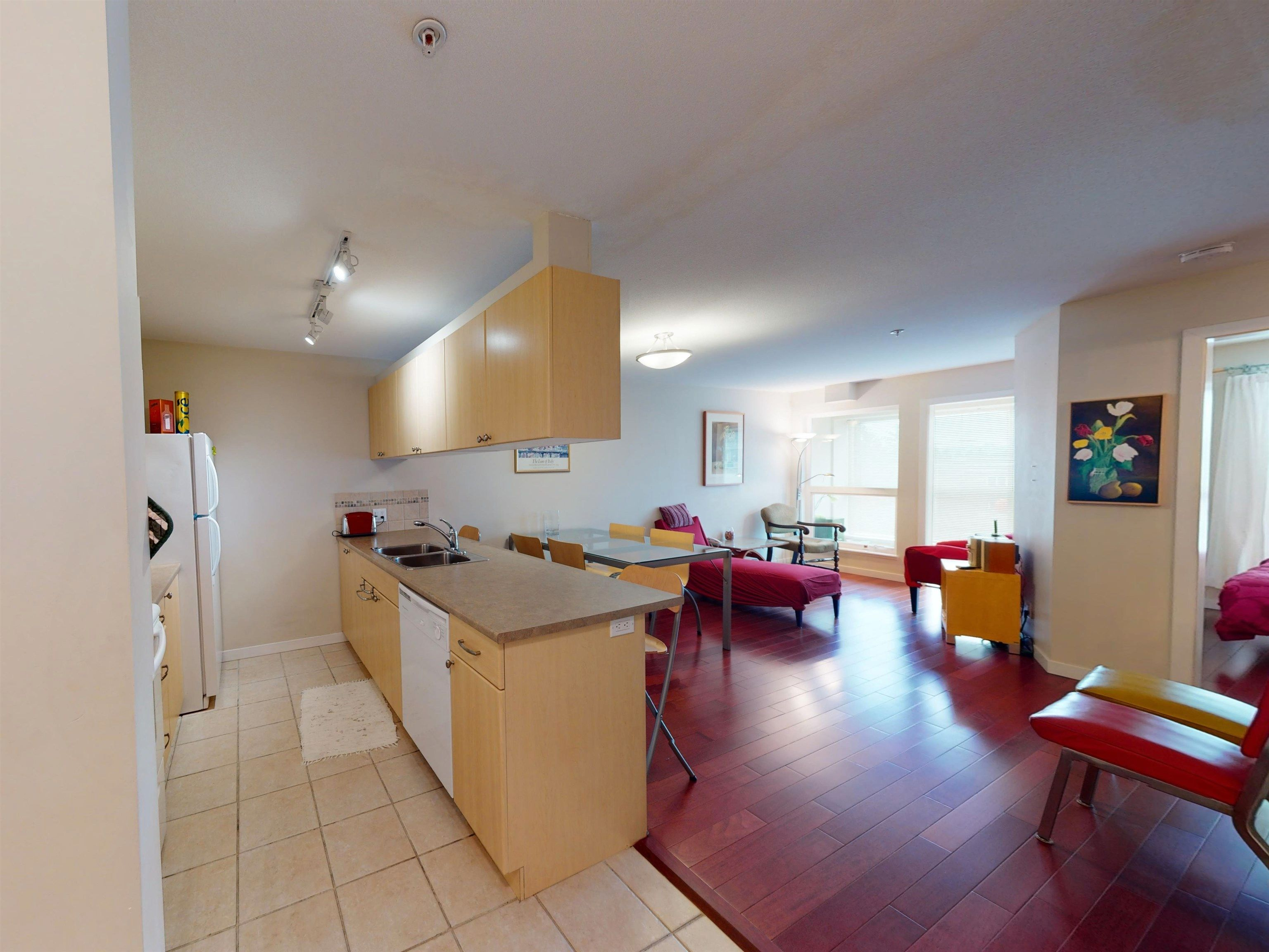 """Main Photo: 317 2891 E HASTINGS Street in Vancouver: Hastings Condo for sale in """"Park Renfrew"""" (Vancouver East)  : MLS®# R2615463"""