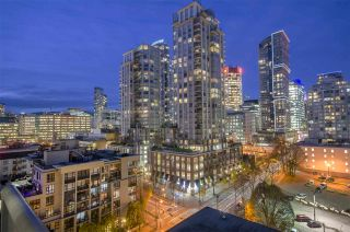 """Photo 17: 1203 928 RICHARDS Street in Vancouver: Yaletown Condo for sale in """"The Savoy"""" (Vancouver West)  : MLS®# R2123368"""