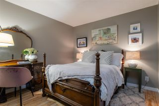 """Photo 21: 205 1530 MARINER Walk in Vancouver: False Creek Condo for sale in """"Mariner Point"""" (Vancouver West)  : MLS®# R2504408"""