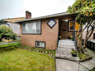 Photo 1: 6615 KNIGHT Street in Vancouver: South Vancouver House for sale (Vancouver East)  : MLS®# R2510734