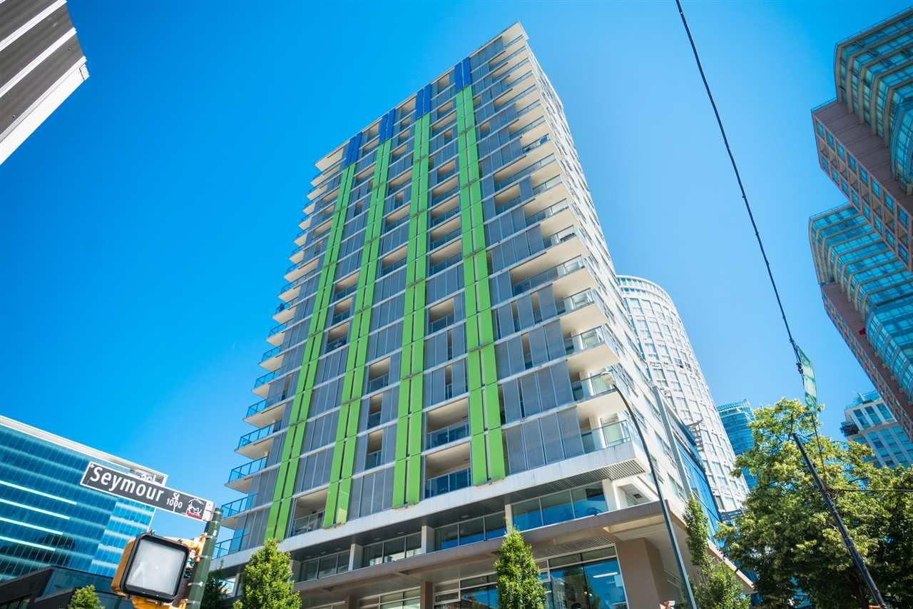 Main Photo: 1903 999 SEYMOUR Street in Vancouver: Downtown VW Condo for sale (Vancouver West)  : MLS®# R2293697
