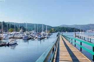 Photo 38: 801 6880 Wallace Dr in BRENTWOOD BAY: CS Brentwood Bay Row/Townhouse for sale (Central Saanich)  : MLS®# 841142