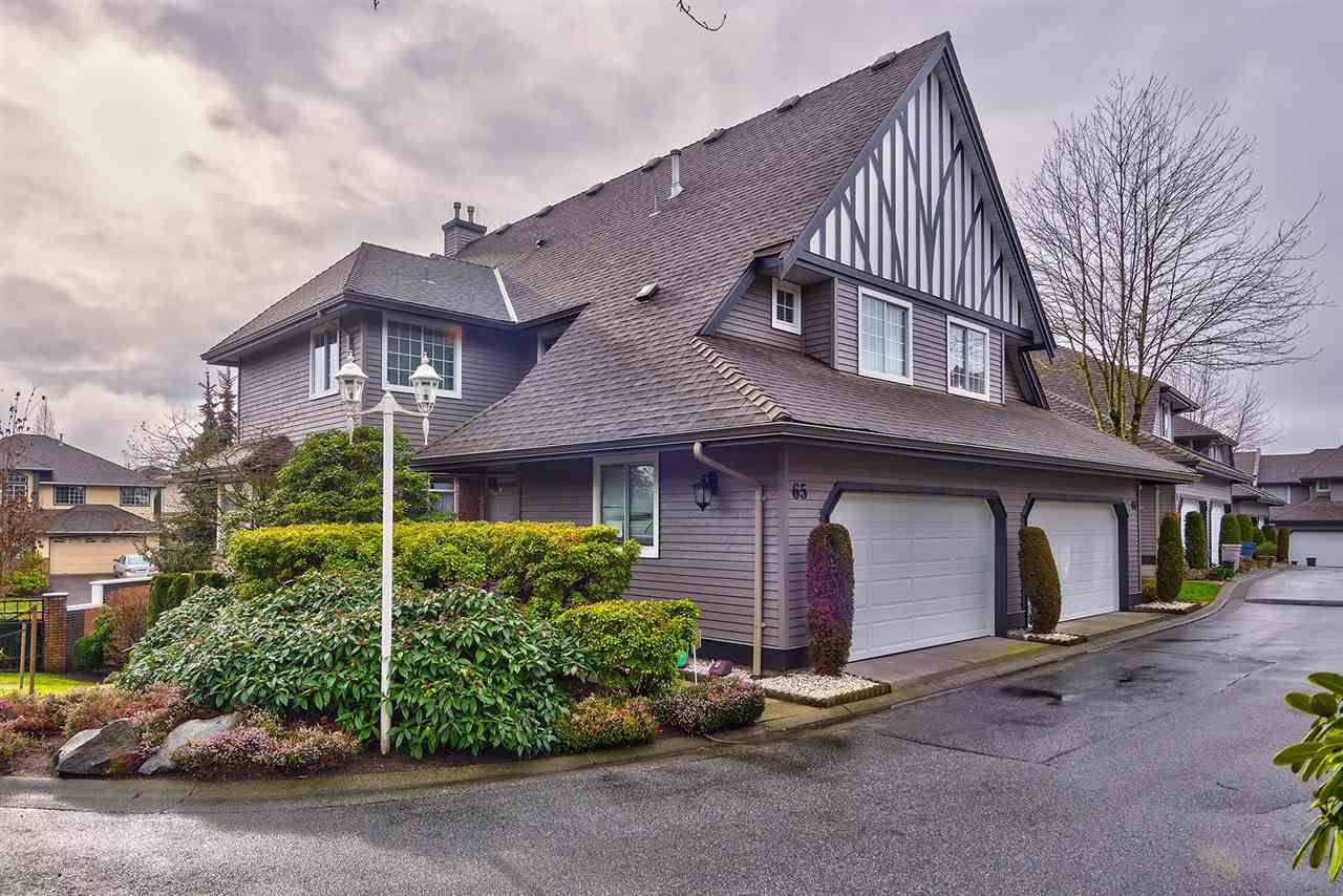 """Main Photo: 65 2615 FORTRESS Drive in Port Coquitlam: Citadel PQ Townhouse for sale in """"ORCHARD HILL"""" : MLS®# R2433469"""