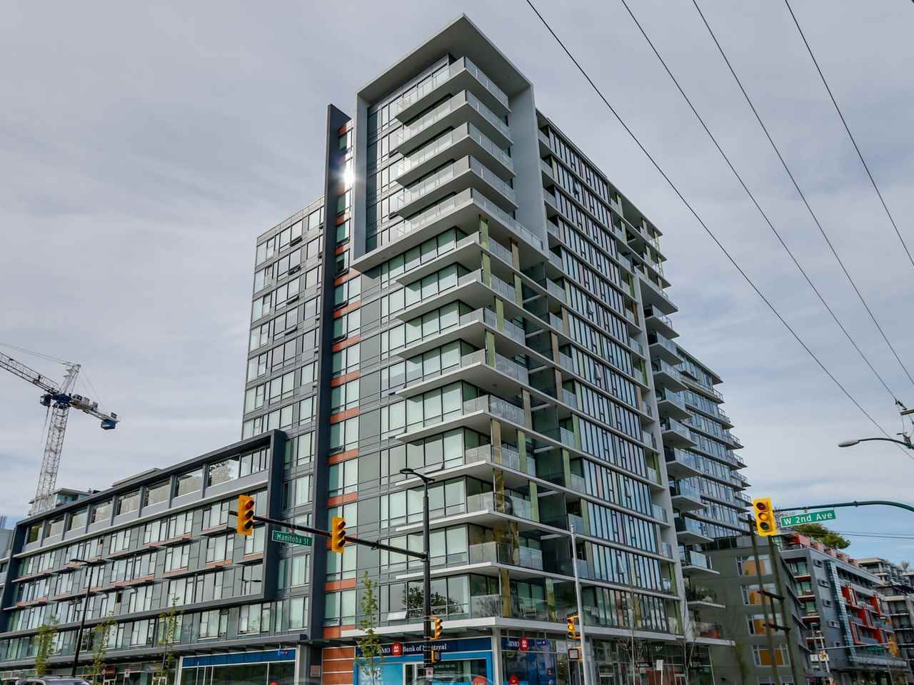 """Main Photo: 221 1783 MANITOBA Street in Vancouver: False Creek Condo for sale in """"Residences at West"""" (Vancouver West)  : MLS®# R2055907"""
