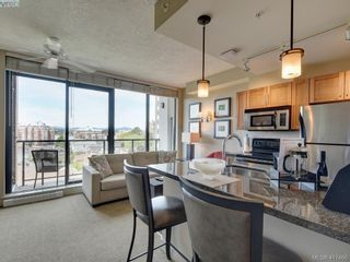 Photo 8: 701 500 Oswego St in VICTORIA: Vi James Bay Condo for sale (Victoria)  : MLS®# 828148