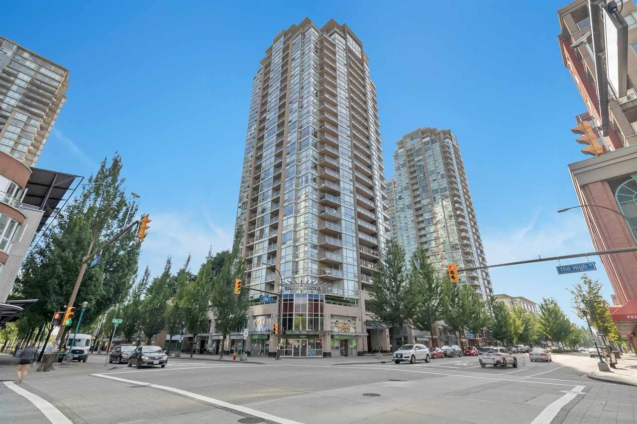 """Main Photo: 2301 2978 GLEN Drive in Coquitlam: North Coquitlam Condo for sale in """"Grand Central One"""" : MLS®# R2514329"""