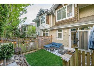 "Photo 27: 65 15030 58 Avenue in Surrey: Sullivan Station Townhouse for sale in ""Summerleaf"" : MLS®# R2573271"