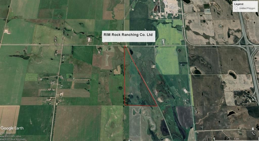 Main Photo: TWP RD 282 in Rural Rocky View County: Rural Rocky View MD Residential Land for sale : MLS®# A1113952
