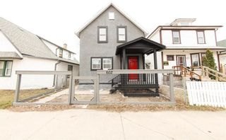 Photo 2: 602 Aberdeen Avenue in Winnipeg: North End Residential for sale (4A)  : MLS®# 202110518