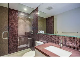 """Photo 8: 2207 833 HOMER Street in Vancouver: Downtown VW Condo for sale in """"ATELIER"""" (Vancouver West)  : MLS®# V1056751"""