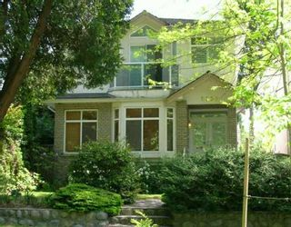 Photo 1: 6088 CROWN ST in Vancouver: Southlands House for sale (Vancouver West)  : MLS®# V602133