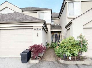 "Photo 1: 28 9800 KILBY Drive in Richmond: West Cambie Townhouse for sale in ""Deserts Oaks"" : MLS®# R2472654"