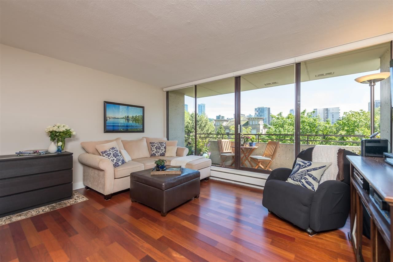 Main Photo: 706 1725 PENDRELL STREET in : West End VW Condo for sale (Vancouver West)  : MLS®# R2068147