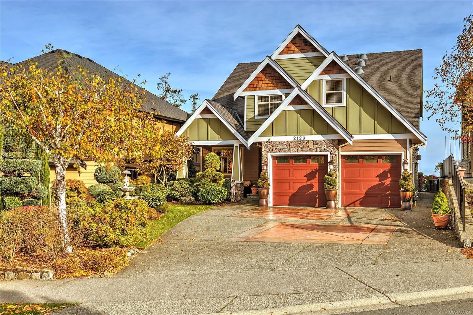 Main Photo: 2129 Quails Run in : La Bear Mountain House for sale (Langford)  : MLS®# 866920