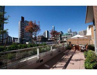 Photo 8: # 501 565 SMITHE ST in Vancouver: Condo for sale : MLS®# V853602