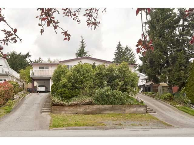 Main Photo: 1139-1141 Cecile Drive in Port Moody: College Park PM Duplex for sale : MLS®#  V910121
