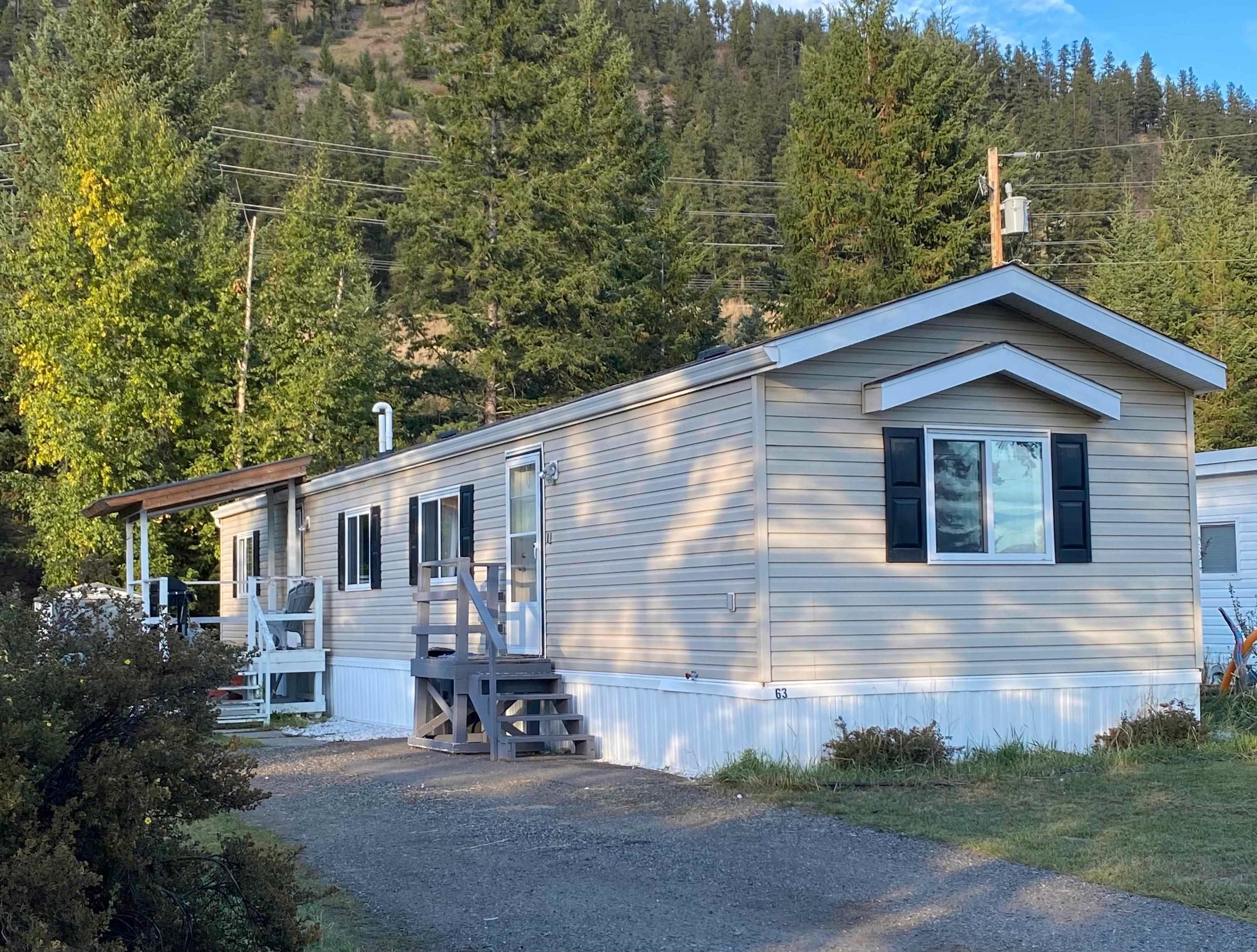 """Main Photo: 63 770 11TH Avenue in Williams Lake: Williams Lake - City Manufactured Home for sale in """"FRAN LEE"""" (Williams Lake (Zone 27))  : MLS®# R2617828"""