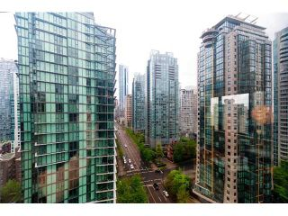 """Photo 8: 1409 1333 W GEORGIA Street in Vancouver: Coal Harbour Condo for sale in """"THE QUBE"""" (Vancouver West)  : MLS®# V888854"""