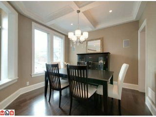 """Photo 3: 16163 27A Avenue in Surrey: Grandview Surrey House for sale in """"MORGAN HEIGHTS"""" (South Surrey White Rock)  : MLS®# F1224240"""