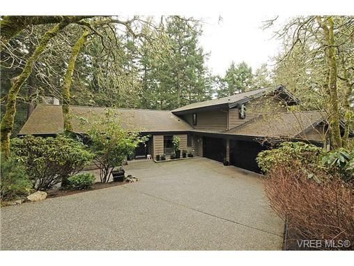 Main Photo: 4449 Sunnywood Place in VICTORIA: SE Broadmead Residential for sale (Saanich East)  : MLS®# 332321