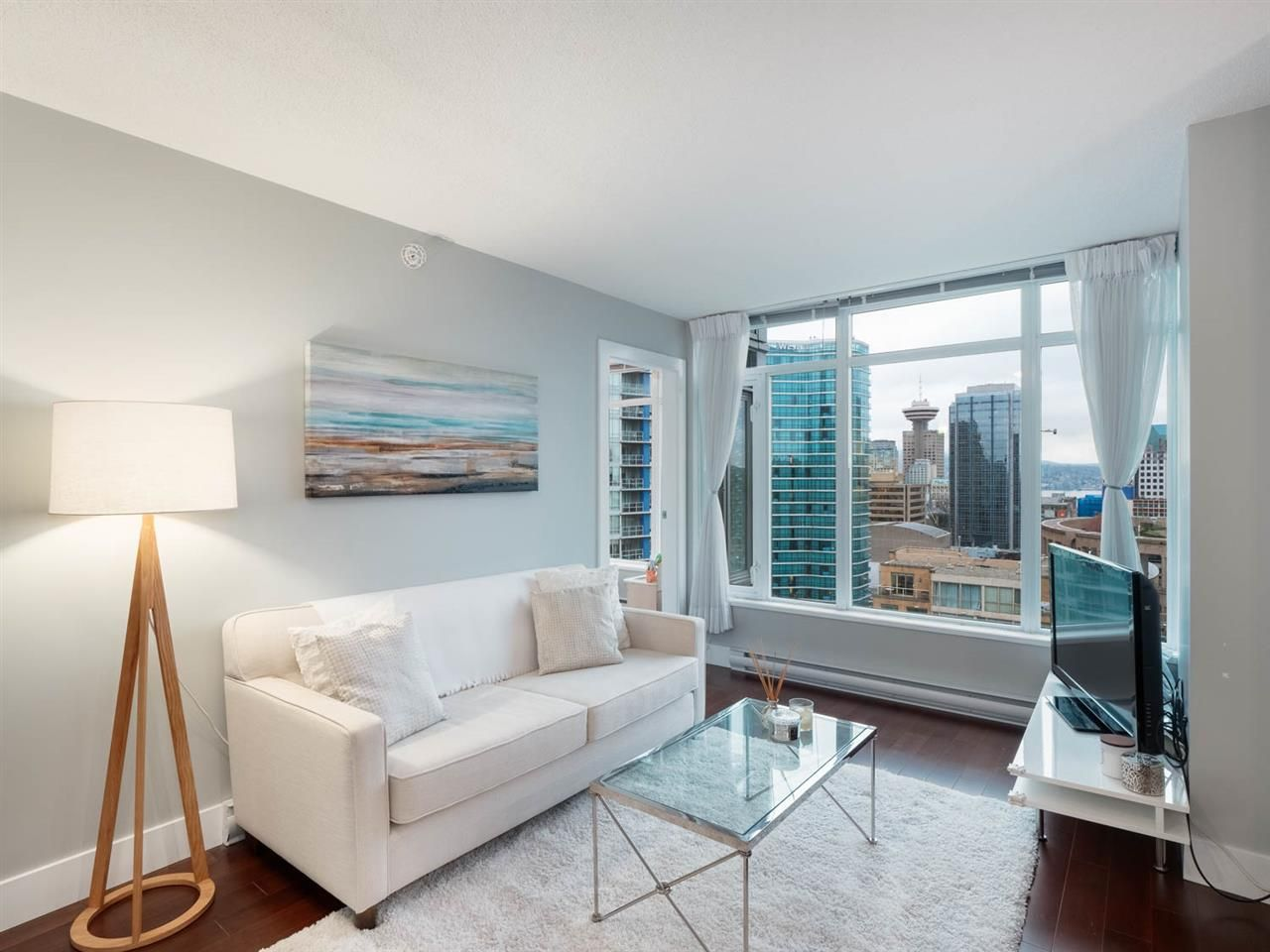 Main Photo: 2304 888 HOMER STREET in Vancouver: Downtown VW Condo for sale (Vancouver West)  : MLS®# R2330895