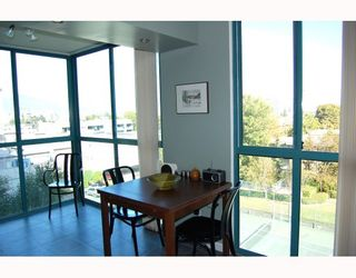 """Photo 5: 503 2988 ALDER Street in Vancouver: Fairview VW Condo for sale in """"SHAUGHNESSY GATE"""" (Vancouver West)  : MLS®# V789986"""