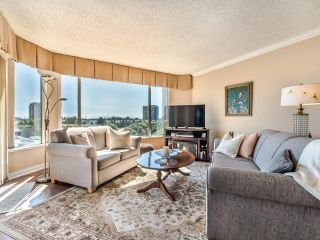 """Photo 2: 604 1045 QUAYSIDE Drive in New Westminster: Quay Condo for sale in """"Quayside Tower 1"""" : MLS®# R2582288"""