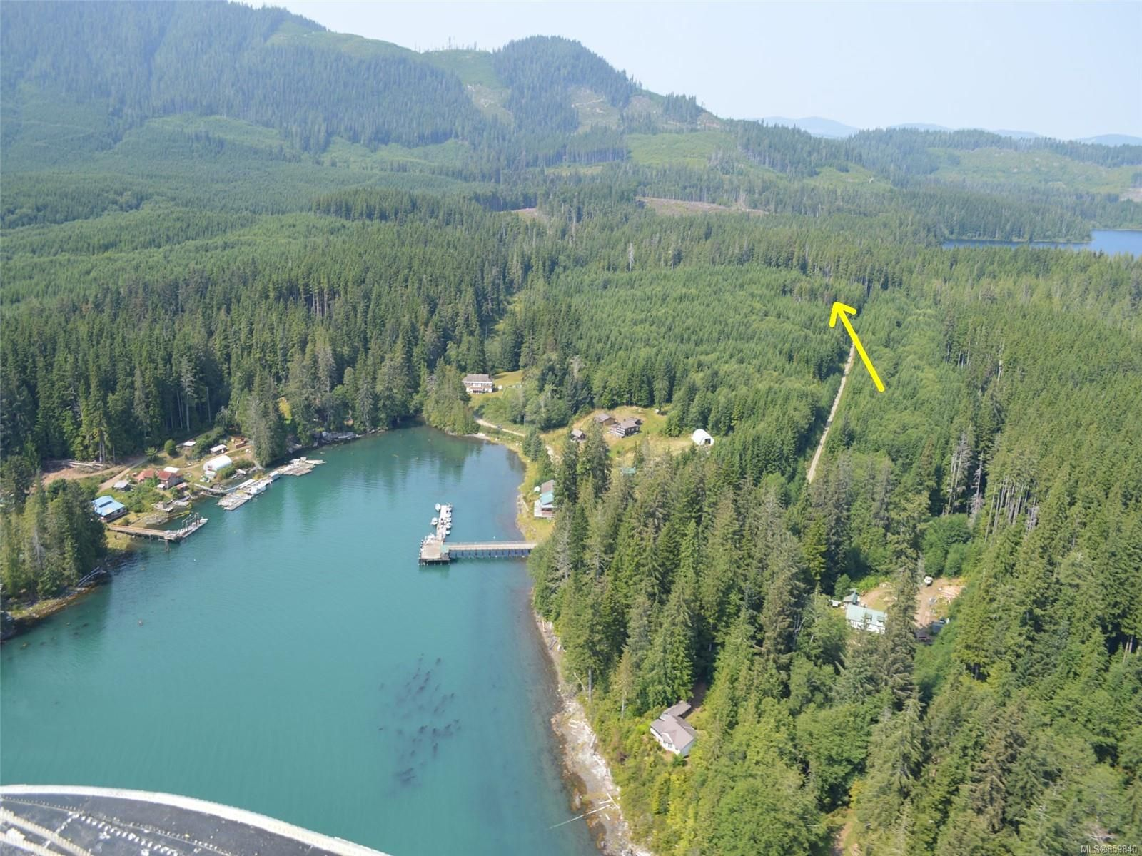 Main Photo: W104 Bergh Pl in : NI Port Hardy Land for sale (North Island)  : MLS®# 859840