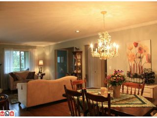 """Photo 3: 64 4001 OLD CLAYBURN Road in Abbotsford: Abbotsford East Townhouse for sale in """"Cedar Springs"""" : MLS®# F1009565"""