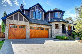Main Photo: 7 Westpoint Place SW in Calgary: West Springs Detached for sale : MLS®# A1085741